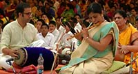 Празднование Гуру Пурунимы